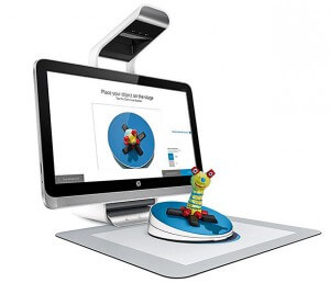 impresion3d sprout 3d scanner