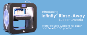 impresion3d infinity rinse away