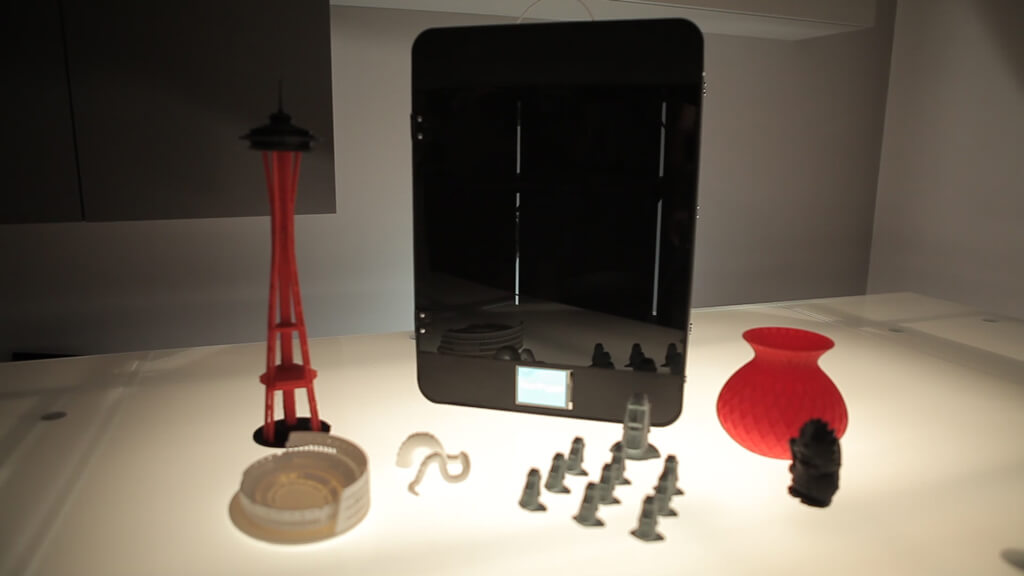 impresion3d adam 3d printer multifuncion
