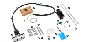 impresion3daily ultimaker extruder upgrade kit