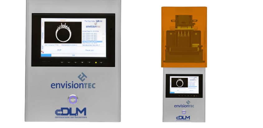impresion3daily cdlm micro plus envisiontec
