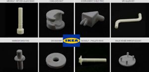 impresion3daily spare parts ikea