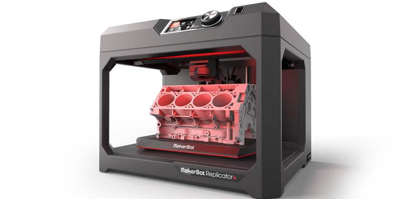 impresion3daily MakerBot Replicator plus