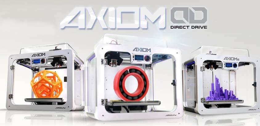 impresion3daily axiom dual direct drive