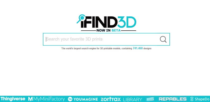 impresion3daily ifind3d