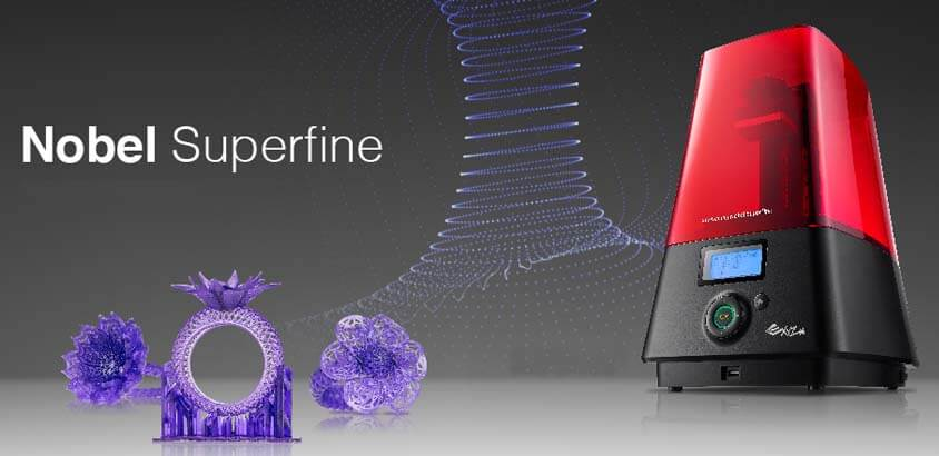 impresion3daily xyzprinting nobel superfine