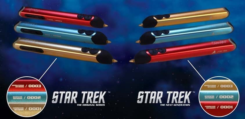 impresion3daily 3doodler create star trek