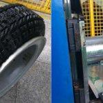 Linlong Tire imprime el primer neumático en 3D