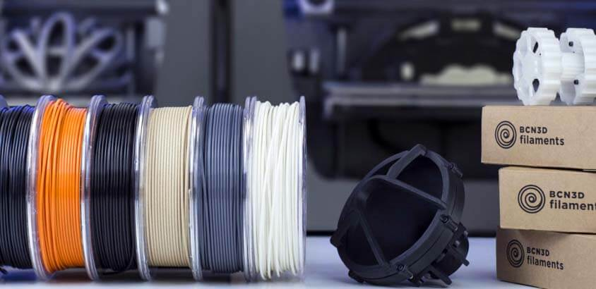 impresion3daily BCN3D Filaments