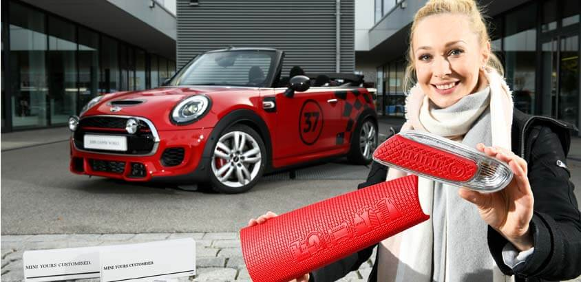 impresion3daily mini yours customised