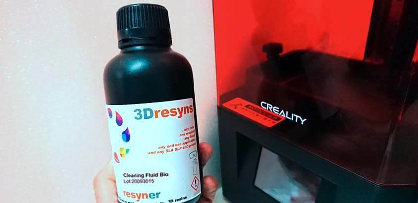 impresion3daily 3dresyns cleaning fluid bio ws2
